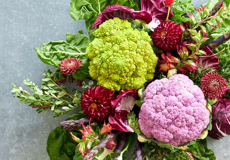 Natural Resources-Produce-Inspired Arrangements Blog Directory Image