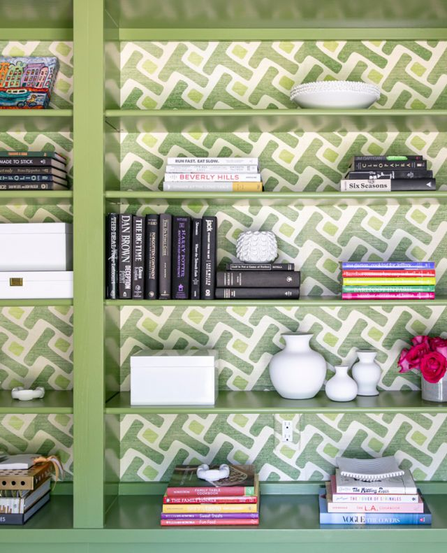 Home Front - Bookcase Styling Blog Directory Image