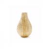 Gold Sponge Vase