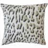 Kainda Ikat Animal Print Throw Pillow – Sable