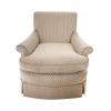 Vintage Custom Re-upholstered Chair