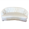 Off White Russel Sofa Couch