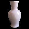 Pink Fishtail Porcelain Vase