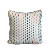 Rainbow Dot Pillow